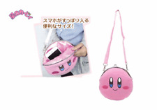 Kirby's Dream Land Cross Body Small Bag Hoshi no Kirby Makeup Pouch Japan New