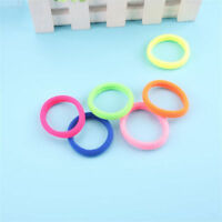 50Pcs Women Girls Hair Band Ties Rope Ring Elastic Hairband Ponytail Holder