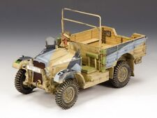 King & Country Soldiers EA062 World War II Eighth Army Morris CS8 British Truck