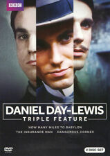 Daniel Day - Lewis (Triple Feature) New DVD