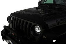 Bug Deflector-Aeroskin Ii Hood Protector Textured Black Auto Ventshade 436148
