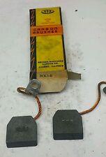 nos becker bros rx58 starter brushes 1958-60 amc (gm cars 1950-57)