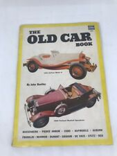 The Old Car Book John Bentley Magazine 1953 J2
