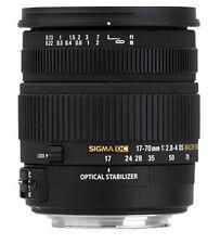 Sigma 17-70mm f/2.8-4 HSM DC Lens For Nikon