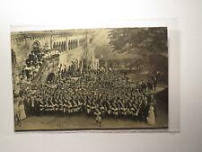Eisenach Wartburg - wohl Wartburgfest Wingolf ca 1900-1920 Foto Karte Studentika