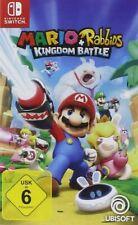 Mario & Rabbids Kingdom Battle-Switch