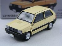 Fiat Panda 1000 super vale dire beige,Tomytec Tomica Lim.Vint. Neo LV-N133b,1/64