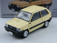 Fiat Panda 1000 Super UI en beige, Tomytec tomica Limousine vint. neo lv-n133b,1/64