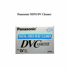 Panasonic Mini DV Video Equipment Dry Type Head Cleaner Cleaning Tape Av-dvmclc