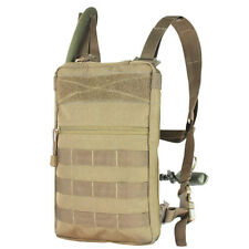 CONDOR TIDEPOOL Water Hydration Carrier Pouch 1.5L Bladder 111030-003 TAN