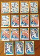 1990 Topps Baseball 5-FRANK THOMAS, 6-LARRY WALKER, & 4-SAMMY SOSA  NM-MT NICE