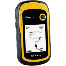 GARMIN ETREX® 10 GPS Device for Hiking and Geocaching, WAAS-Enabled 010-N0970-00