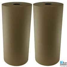 Kraft Paper Roll 50GSM Brown - 450mm x 450m Packaging Paper Rolls Void Filler