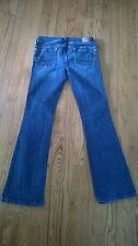AMERICAN EAGLE * Womens Stretch ORIGINAL BOOT Blue Jeans * Size 2 R