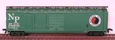 HO NORTHERN PACIFIC 50' Combo-Door Boxcar NP 8130 FREE SHIPPING!!!!!!!!!!!!!!!!