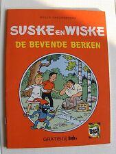 Speciale Suske en Wiske De bevende berken Dash3 1986!!