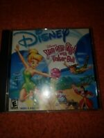 Disney You Can Fly! with Tinker Bell PC CD Interactive Computer Game