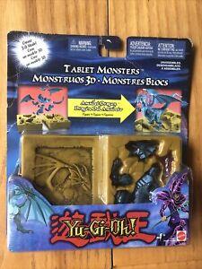 Mattel Yu-Gi-Oh Tablet Monsters Amulet Dragon Figure 2004
