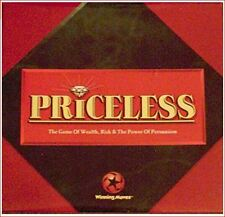 Priceless Game of Wealth Risk Power #1003 by Winning Moves New/Sealed