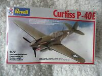 REVELL CURTISS P-40E – 1:72 IN FACTORY SEALED BOX