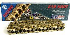 100 LINK CZ SUPER 219 KART CHAIN ROTAX CADET HONDA IAME X30 TKM