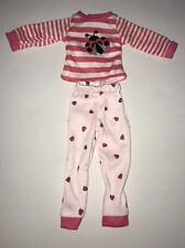 "Glitter Girls 14"" Doll 2 Piece Ladybird Pyjamas Set-DesignaFriend Sister Doll"