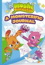 New Moshi Monsters: A Monsterific Journal Rebecca McCarthy 2013 Hardcover