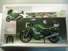 Heller Vintage 1/8 Scale Kawasaki 1000GS Godier Genoud Model Kit - Rare - New