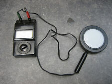Beleuchtungsmesser Lux Meter    * Rarität *  Bakelit