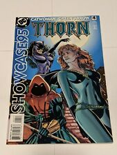 Showcase 95 #4 April 1995 DC Comics THORN CATWOMAN GREEN ARROW