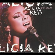 Unplugged by Alicia Keys (CD, Oct-2005, J Records)
