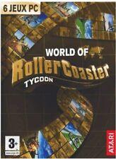 world rollercoaster tycoon