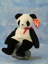 """Panda Bear, """"Fortune"""" 1997  Beanie Baby"""