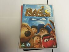 Magic Roundabout  DVD Tom Baker, Jim Broadbent, Joanna Lumley, Ian McKellen, Kyl