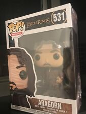 The Lord of the Rings Aragorn Pop! Vinyl Figure Funko #531 - Mint condition!