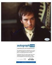 "Matthew Macfadyen ""Pride & Prejudice"" AUTOGRAPH Signed 8x10 Photo ACOA"