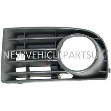 VW Golf MK5 2004-2008 Parachoques Delantero Rejilla De Niebla Recortar Cubierta del lado del pasajero 4 Bares