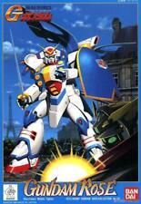 Gundam Rose              G-gundam series                            1/144 Bandai
