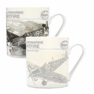 Haynes Heat Changing Mug - Spitfire