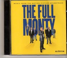 (GC3) Full Monty, Soundtrack - 1997 CD