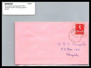 GP GOLDPATH: BRITISH K.U.T. COVER 1962 _CV731_P13