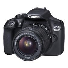NUOVO Canon EOS 1300D Fotocamera DSLR con EF-S 18-55mm f/3.5-5.6 IS II Lente