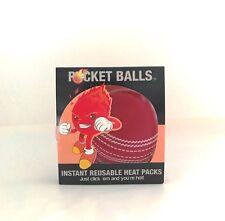 CRICKET - POCKET BALLS - INSTANT/REUSABLE HEAT PACK (TWIN PACK)