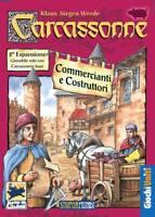 Carcassonne: Commercianti e Costruttori, Espansione 2 - Italiano Edizione 2013