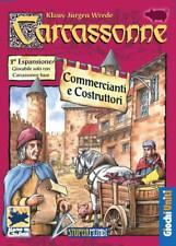 Carcassonne: Commercianti e Costruttori, Espansione 2 - Nuovo, Italiano
