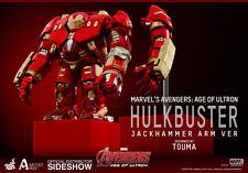 "Hot Toys Touma Artist Mix Avengers 6"" Special HULKBUSTER Jackhammer Arm Version"