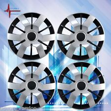 "4 Piece Set 14"" Inch Hub Cap Skin Rim Cover for Steel Wheel Covers Caps 5067-DB"