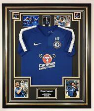 Frank Lampard Signed Chelsea Training Shirt Autographed Jersey AFTAL DEALER COA