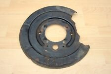 BRAKE DISC SPLASH SHIELD / BACK PLATE REAR LEFT - Jaguar XK8 XJ8 XJ6 XJS XKR