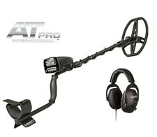 Garrett AT PRO Waterproof Metal detector with Headphones And Coil Cover